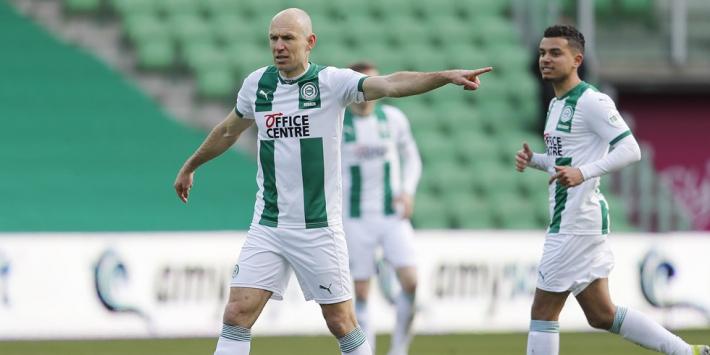 """Ex-teamgenoten over Robben: """"Hij voelde zich schuldig"""""""