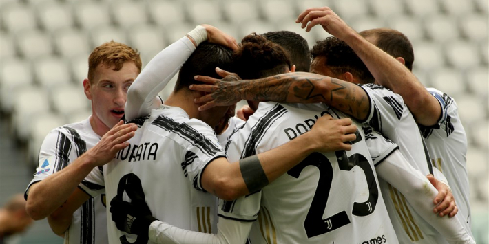 Simpele zege Juve ondanks 'offday' Cristiano Ronaldo