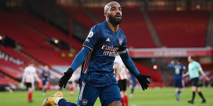 Arsenal geeft Sheffield United volgende zetje naar Championship