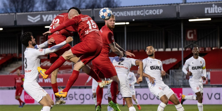 De Graafschap juicht na nieuw puntenverlies Almere City FC