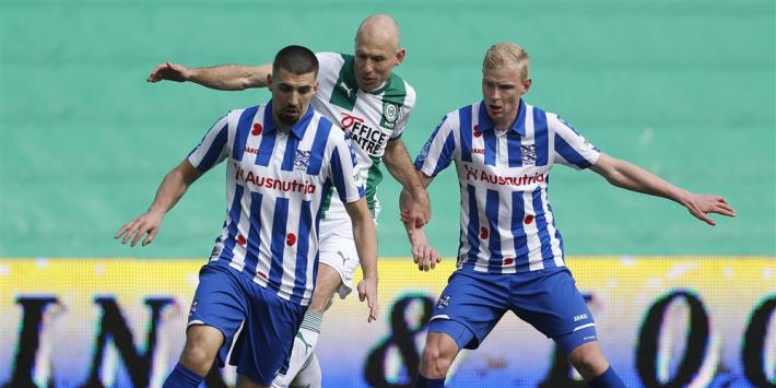 """Woudenberg oog in oog met Robben: """"Ik ga me dan niet inhouden"""""""
