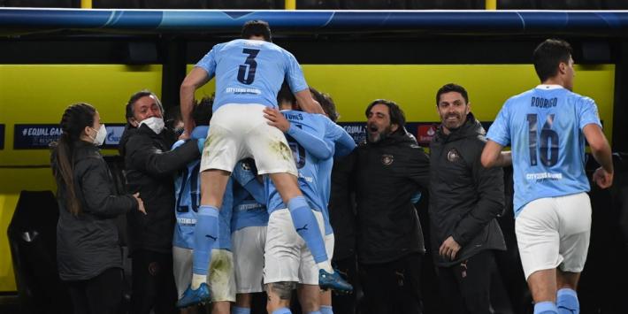 """Guardiola: """"We schrijven geschiedenis met Manchester City"""""""