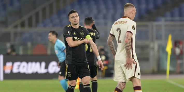 """Tadic teleurgesteld, maar trots: """"We hadden door moeten gaan"""""""