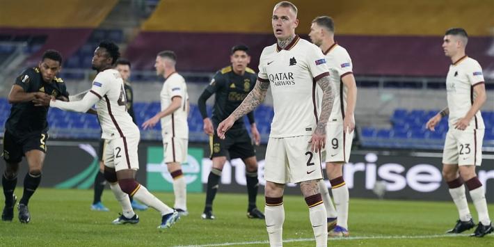 """Karsdorp vond Ajax beter spelen: """"Maar wij staan in halve finale"""""""