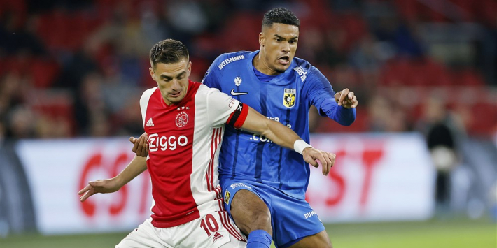 Terugblik: de laatste vijf wedstrijden tussen Ajax en Vitesse