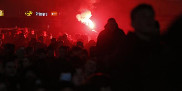 """Cambuur-directeur: """"Utopie dat alle fans thuis blijven"""""""