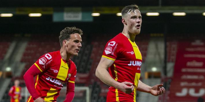 Weer zeperd Almere, promotie Cambuur officieel