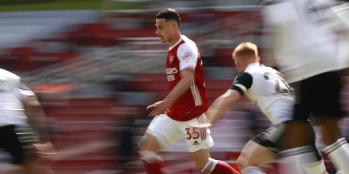 Late gelijkmaker slechts pleister op de wonde voor Arsenal