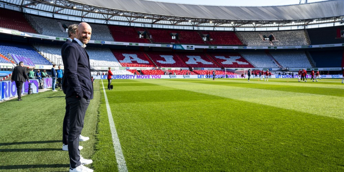 Ten Hag weer in verband gebracht met trainerspositie in Duitsland