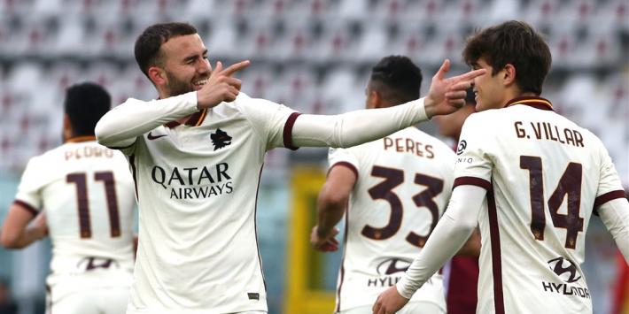 AS Roma geeft uitschakeling Ajax dramatisch vervolg
