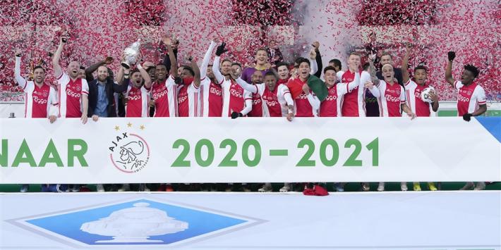 Gisteren gemist: bekerwinst Ajax, Super League en remise Real