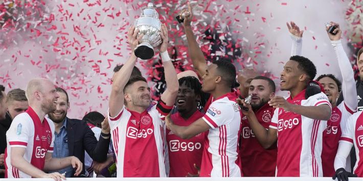 Waarom Feyenoord, PSV en AZ blij zijn met bekerwinst Ajax