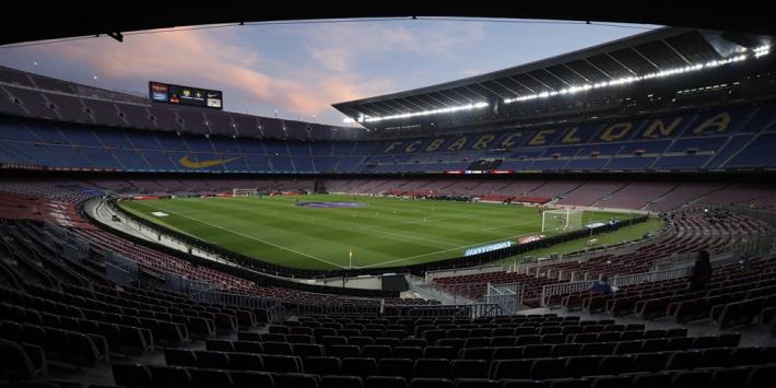 Barça in statement: 'Het zou een historische fout zijn geweest'