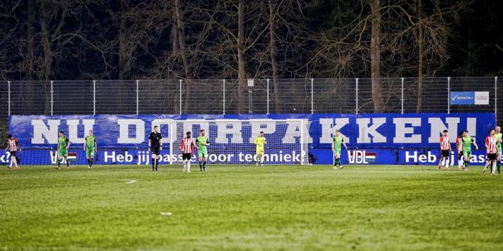 """De Graafschap onder spanning tegen Almere: """"Druk neemt toe"""""""