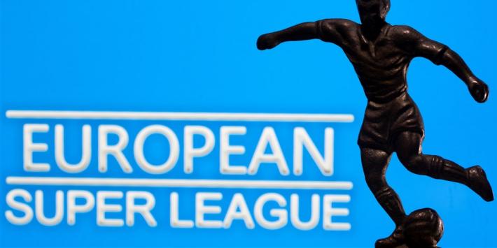 Rechter fluit UEFA terug: Barça, Juve en Real hopen weer op ESL