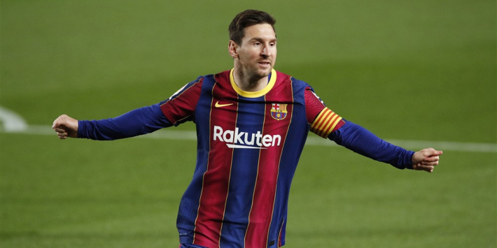 'City hoort krankzinnige salariseis Messi, PSG wil Lewandowski'