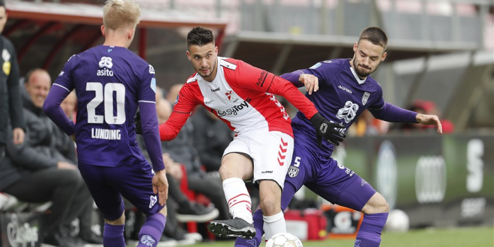 Eerste Divisie-transfers: Fortes, Bijl, Elia, Betti en Ligeon
