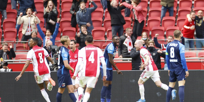 'Ajax wil afwezige fans zoveel mogelijk betrekken bij titelfeest'