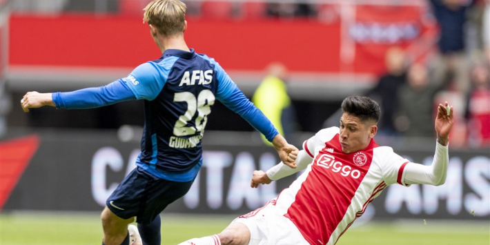 Ajax moet begeerde Álvarez nog langer missen