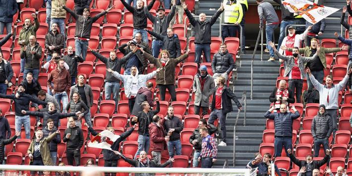 KNVB vraagt overheid om seizoen af te maken met fans