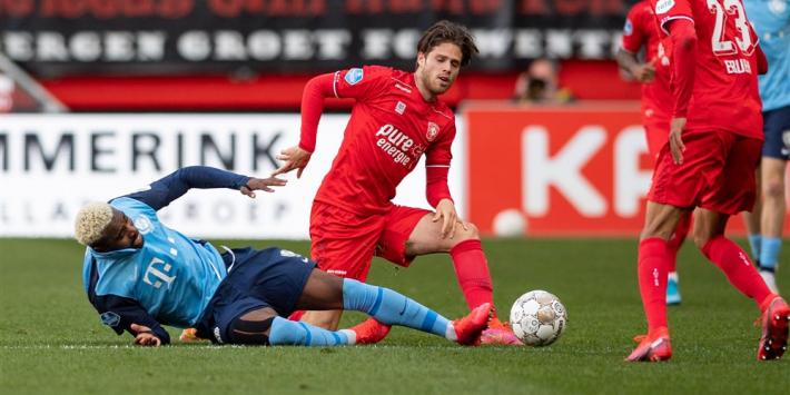Ajax en Twente sluiten weer overeenkomst over Pierie