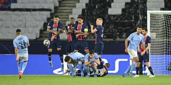 Verovert PSG of Man City het eerste ticket voor de CL-finale?