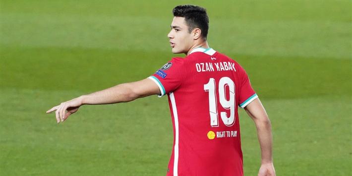 """Kabak blij met advies Van Dijk: """"Dat helpt me in mijn spel"""""""