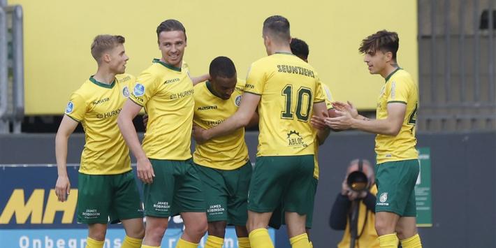 Fortuna zet stap richting play-offs na ruime zege op Twente