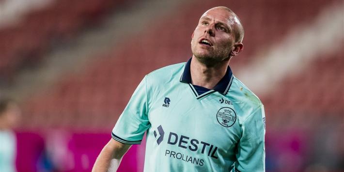 """Van Beek na eigen goal: """"Leuke tv, maar ik lig er niet wakker van"""""""
