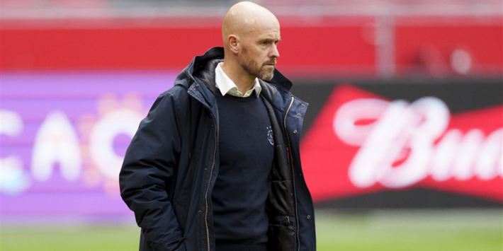 'Interesse Bayern en Spurs in Ten Hag was concreet'