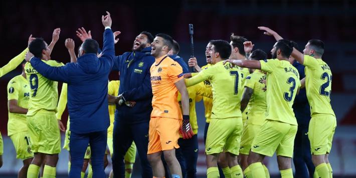 """Primeur voor Villarreal: """"Het konden niet Engelse finales worden"""""""