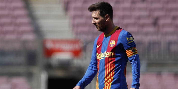 'Géén akkoord tussen Barcelona en Messi, deadline komt te vroeg'