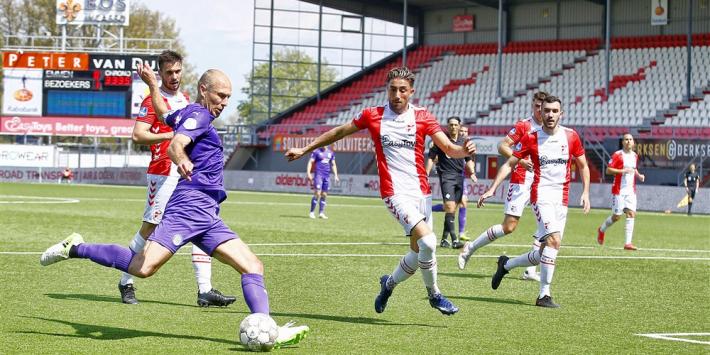 Groningen neemt pas donderdag besluit over meespelen Robben