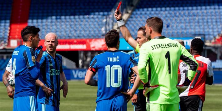 Media hard voor Feyenoord: 'Knulliger en tragischer kon het niet'