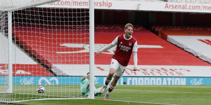 Arsenal richt zich op en velt vonnis over West Brom