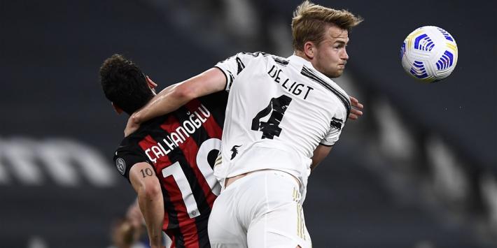 Volgende domper De Ligt: niet fit voor Juventus-selectie