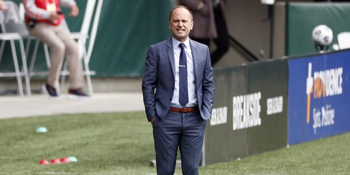 Parsons genoemd als nieuwe bondscoach Oranje Leeuwinnen
