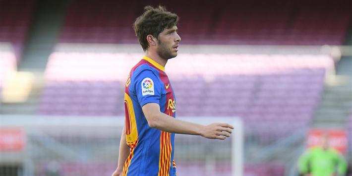 'Vertrek Barça-veteraan dreigt, Juve en Milan willen toeslaan'