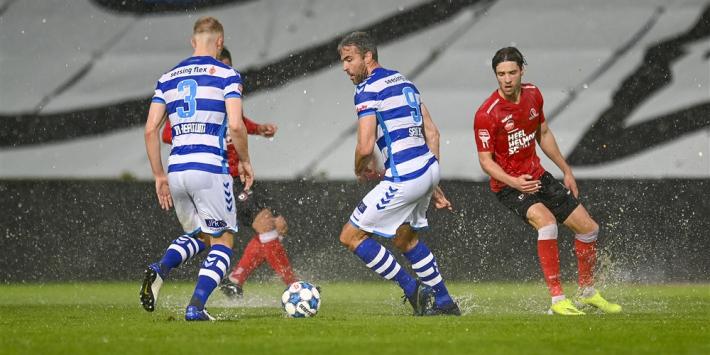"""Helmond-speler Dzepar trots: """"Mooi dat Go Ahead promoveert"""""""