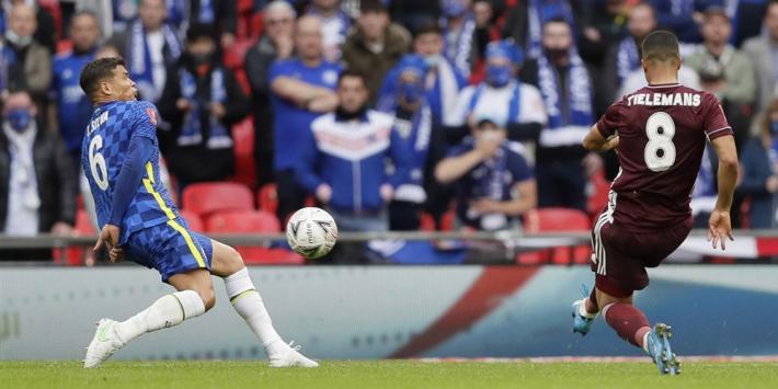 Leicester boort Ziyech eerste prijs door neus en pakt FA Cup