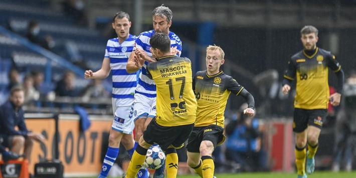 Drama voor De Graafschap, Leicester City legt beslag op FA Cup