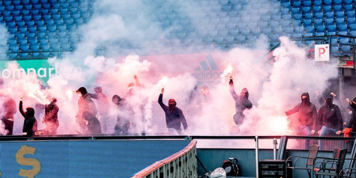Actie Feyenoord-fans mogelijk met verstrekkende gevolgen