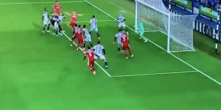 Bizarre ontknoping: Alisson kopt Liverpool naar de overwinning