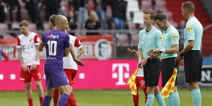 FC Groningen in gesprek met Robben over een extra seizoen