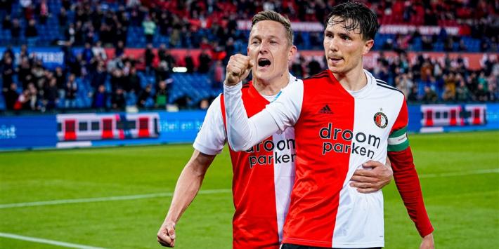 'Feyenoord vreest: Norwich City wil Berghuis als opvolger Buendia'