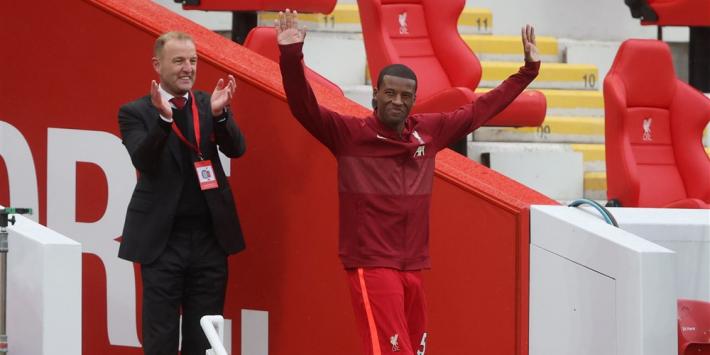 Ambitieuze Wijnaldum wil PSG aan Champions League helpen