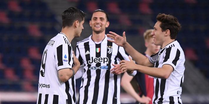 Juventus weet weer niet te winnen door veerkrachtig Napoli
