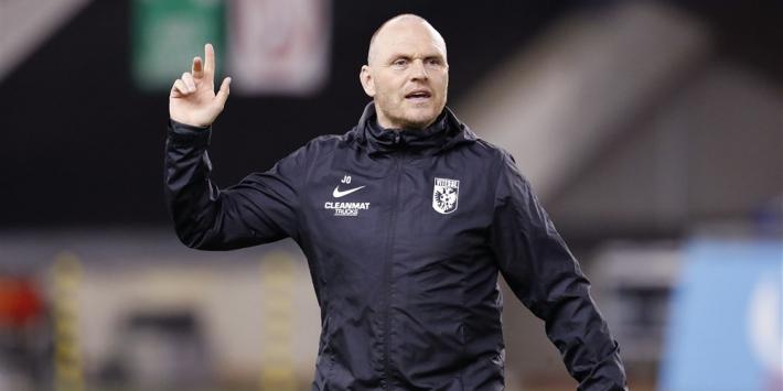 RKC heeft beet en pikt nieuwe coach op in Arnhem