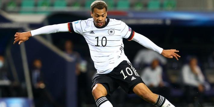 Jong Oranje-beul Duitsland schrijft het jeugd-EK op de naam