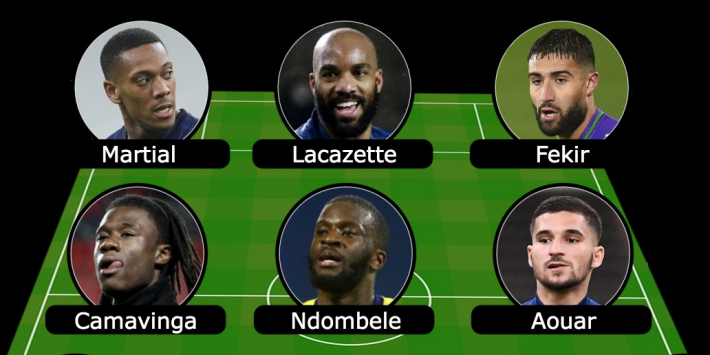 Het alternatieve Franse elftal: kan dit team het EK winnen?